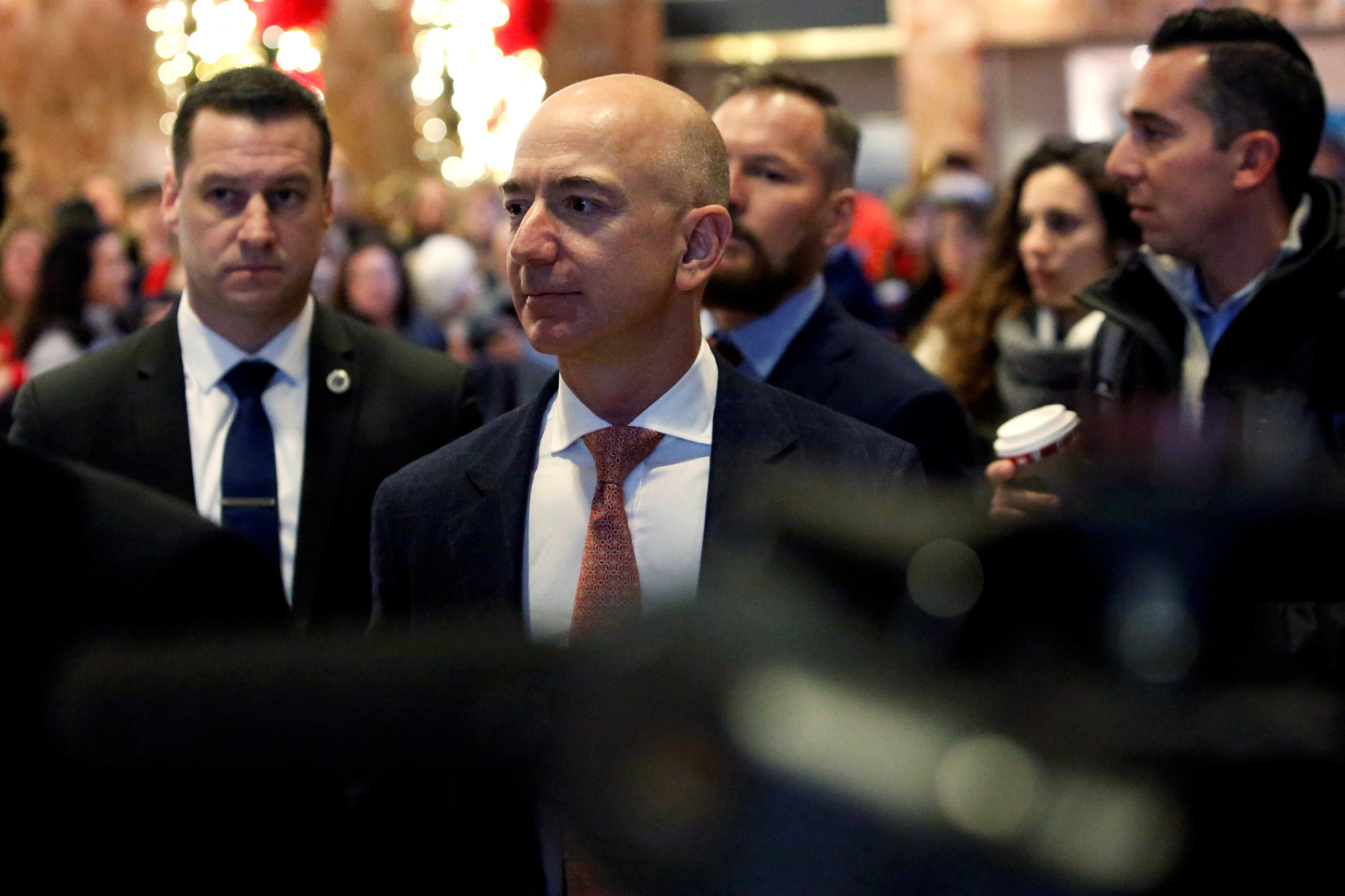 Jeff Bezos, Amazon's founder, was able to find investors willing to trust him enough to invest in the company even as it racked up loss after loss. (Photo: Reuters - Andrew Kelly)