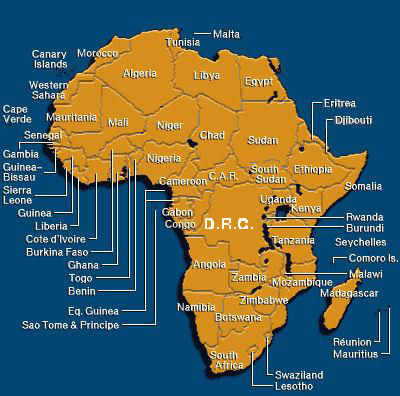 Travel Guide to Africa Vacation