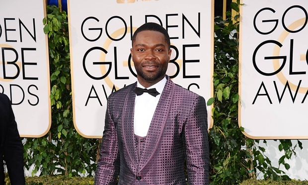 Actor David Oyelowo. (Image/The Guardian)