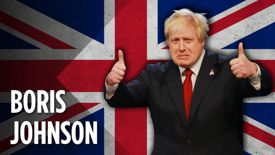 Boris Johnson, Britain's New Foreign Secretary, Was Anything but Diplomatic. (Photo: YouTube)