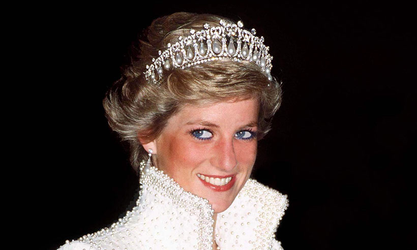 Diana, princess of Wales. July 1, 1961 - August 31, 1997