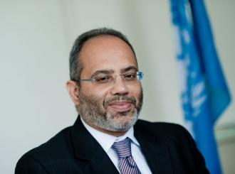 Dr. Carlos Lopes, Executive Secretary of the UN Economic Commission for Africa. (Photo UNECA)