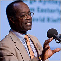Dr. George B.N. Ayittey, Ph.D - President of the Free Africa Foundation based in Washngton, DC.